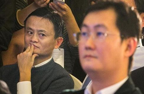 马化腾:微信支付线下份额超支付宝 奖励团队1亿