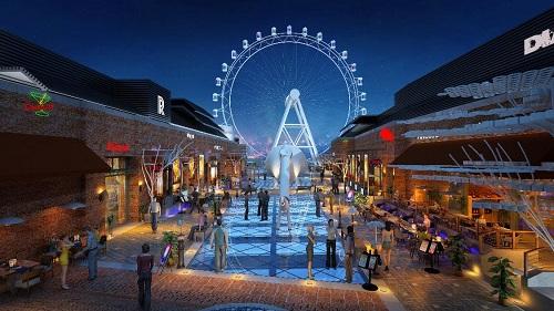 大悦城地产2016合同销售45.67亿 平均租金劲涨