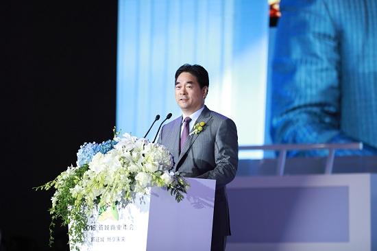 2016新开5座吾悦广场 千亿战略上的新城控股时代