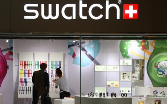 swatch将推出首款智能手表高清图片