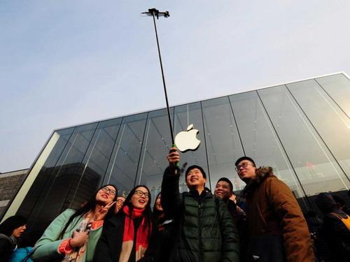 苹果店的十大真相:年客流3.65亿人次