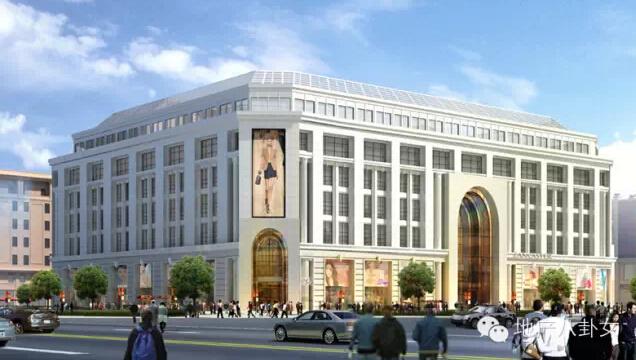 上海颜值最高的商场:新世界大丸百货首揭秘