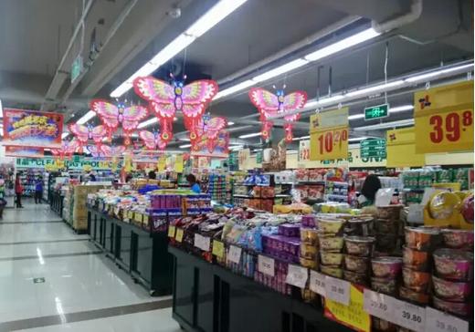 年销过亿 千平超市京客隆究竟好在哪儿?