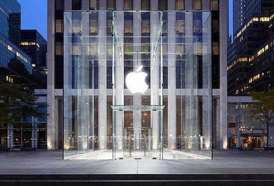 苹果旗舰店_苹果纽约旗舰店关门整修唯一一家24小时店_联商网