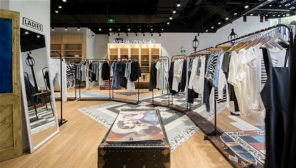American Rag Cie中国首店入驻上海 面积约600平