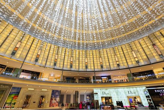 剁手党快来!这5家世界级购物中心最值得你逛