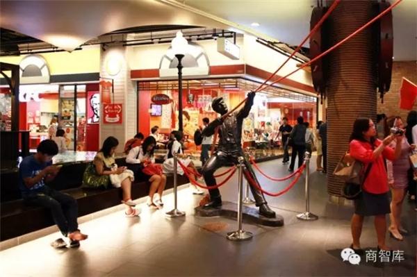 购物中心这18招吸客大法简直了 顾客别太多!