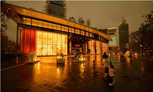 2015中国百货店颜值榜TOP10 苏州新光天地居首