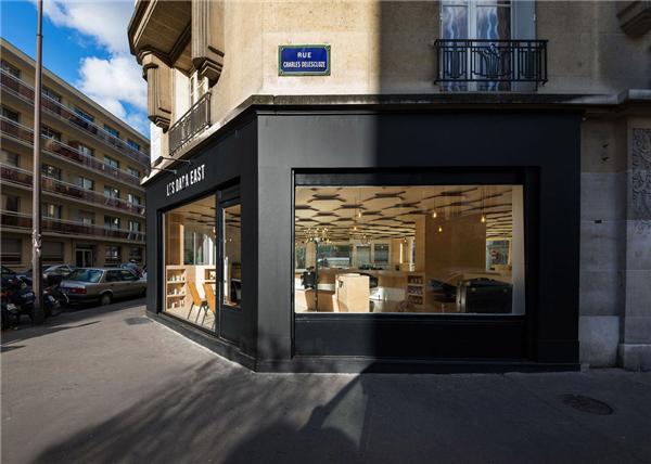 路过巴黎这个理发店 别被它的天花板惊艳到!
