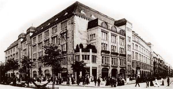 德国最大百货KaDeWe变身为四大主题商场