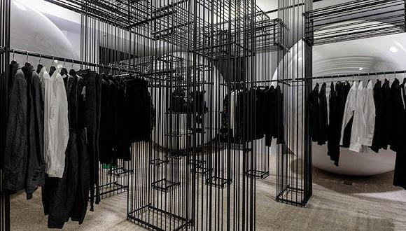 川久保玲的多品牌集成店在伦敦搬进了新家