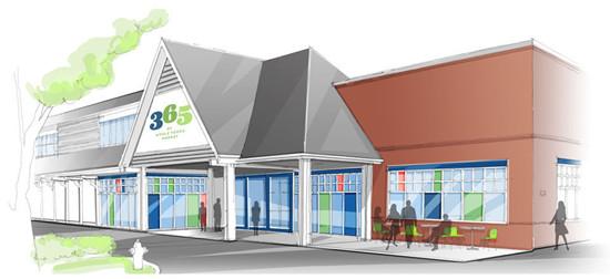 美国最大有机超市全食将开一个更便宜的365超市