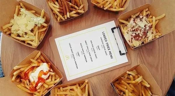 这家麦当劳只卖薯条 7种不同口味免费任吃!