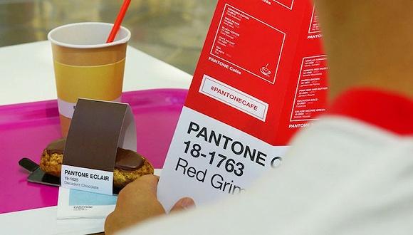 彩通的颜色王国咖啡屋 上海迪士尼限定款首饰