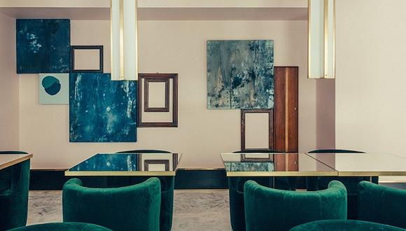 这家胶片风色调的艺术酒店 每个角落都自带滤镜