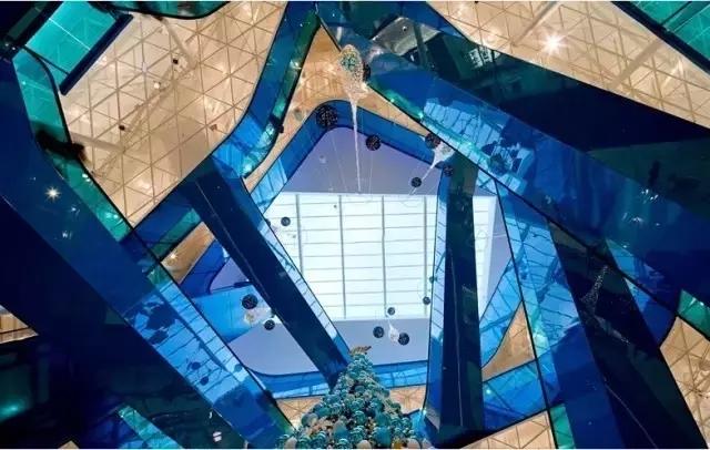 全球10大最美体验式购物中心:高颜值的实力派