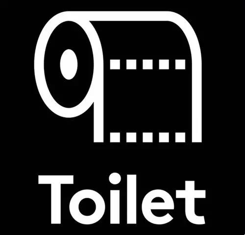 那些曾想撕掉标识的厕所 却成购物中心的新场景