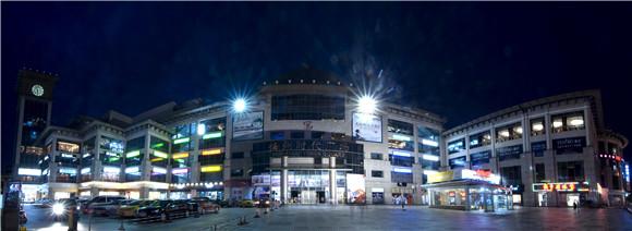 扬州市时代广场_扬州时代广场年营业额达15亿建筑面积6.8万平_联商网