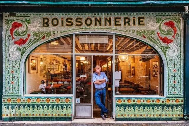 这个德国摄影师要带你逛遍巴黎最具特色的那些小店