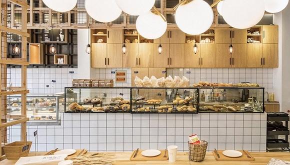 武汉这家面包房 活像是无印良品和宜家的合体