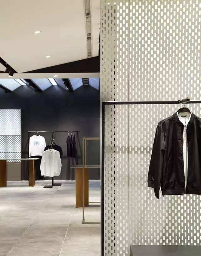 HUGH PARSONS告诉你快时尚店面如何设计
