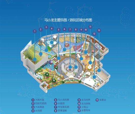 神采飞扬自创动漫IP花3000万打造了一主题乐园
