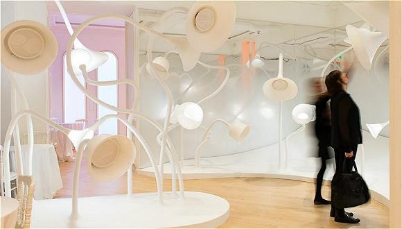 巴黎新开了家香水博物馆 可以去挑战自己的嗅觉