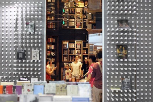 """上海商业体进入""""变革期"""":郊区商业体咄咄逼人"""
