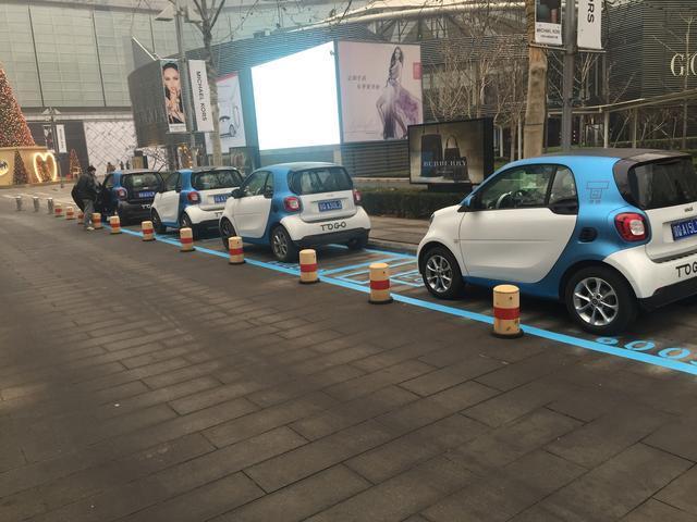 """北京共享汽车为何总是""""抢不到"""":目前仅几百辆"""