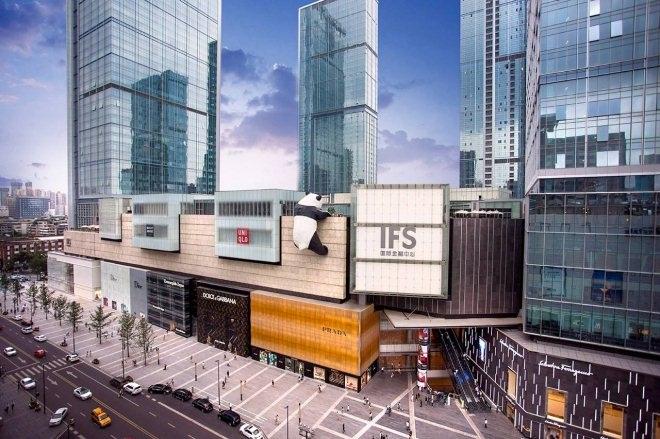 长沙IFS品牌落位图曝光 超多大牌首聚长沙