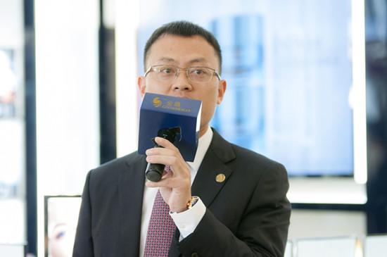 独家专访金鹰商贸CEO苏凯:金鹰节奏
