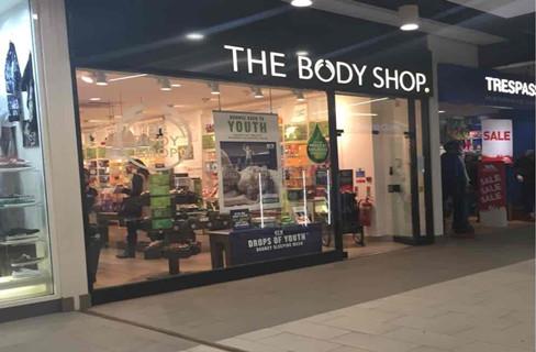 The Body Shop出售在即 传买家正进行贷款