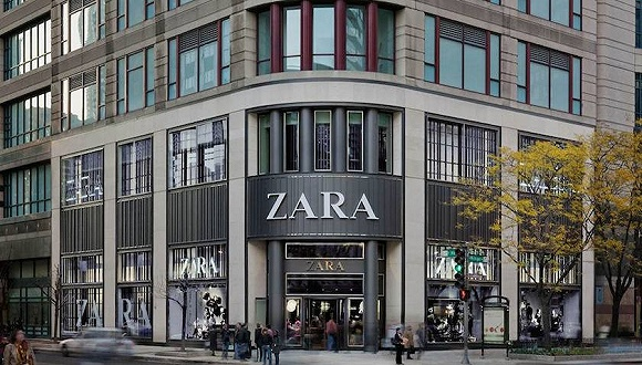 """服装业困顿ZARA却增长 """"史前互联网""""思维是什么?"""