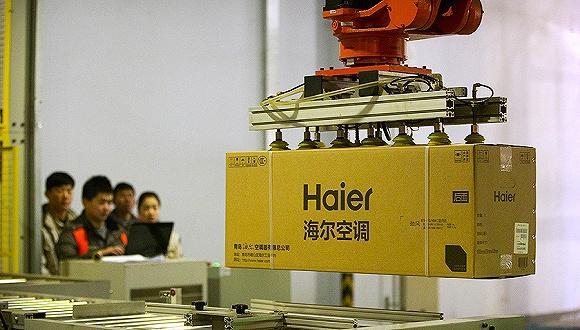 """海尔、美的与格力全面竞争 力争""""中国制造""""代名词"""