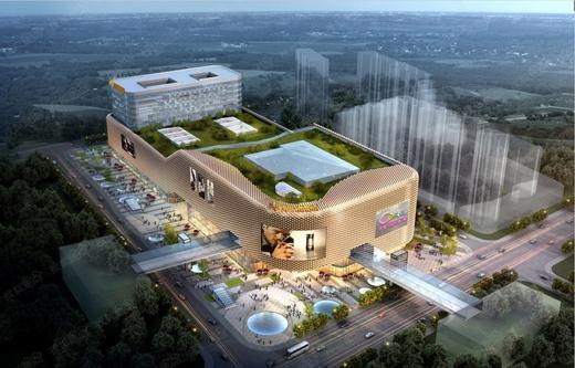 杭州这座双地铁上盖综合体会是未来商业的方向吗?