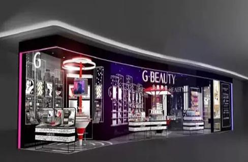金鹰首家美妆店G・BEAUTY将在五一正式开业