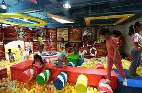 室内儿童乐园已成商场标配游乐场带来商机