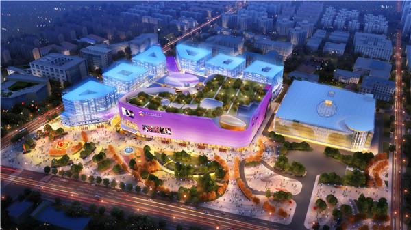 昆明爱琴海购物_上海爱琴海购物公园主力店进场装修下半年将开业_联商网