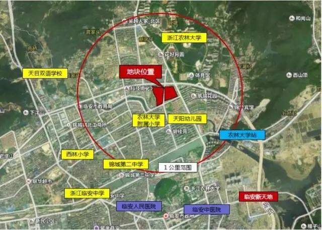 宝龙地产竞得临安一商住地块 杭州版图再升级