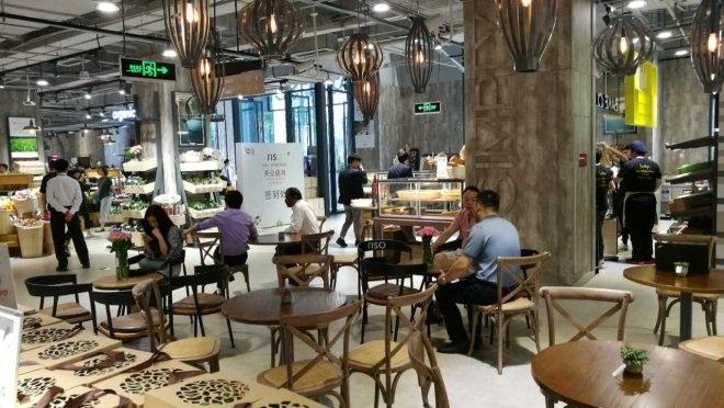 百联在上海开出RISO首店 率先探索新零售业态
