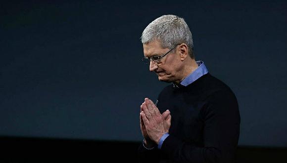 市值蒸发580亿美元 苹果帝国开始倾斜?
