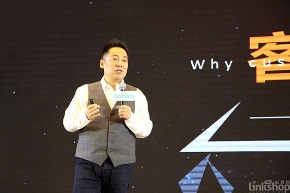 乐语朱伟:零售商就要用全球最好的产品服务消费者