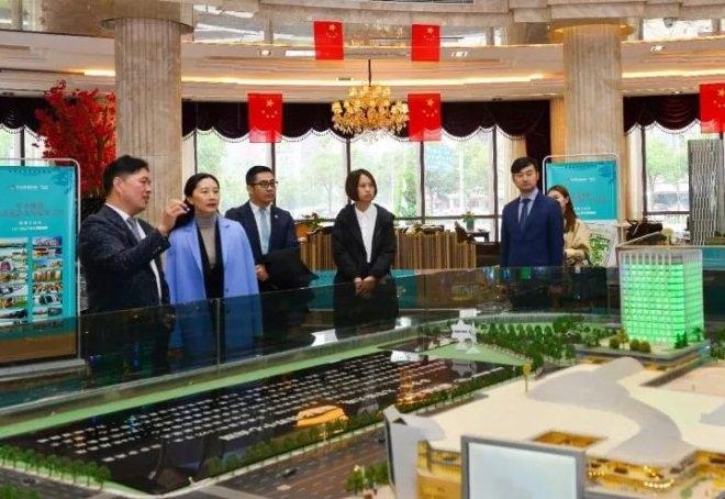 贵州星力集团_星力集团执行总裁陈兰一行来访步步高_联商网