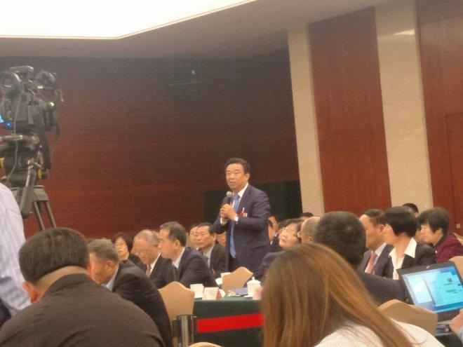 山东如意集团邱亚夫:国民要对中国民族品牌有自信