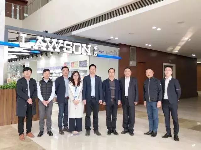 罗森便利店将与新江厦连锁超市展开深化合作