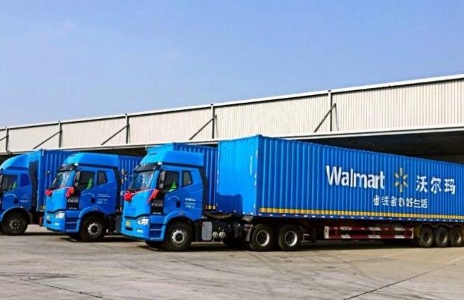 沃尔玛升级智慧供应链 加速实现价值共创