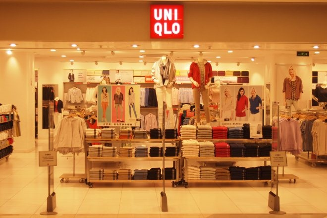 优衣库代工厂申洲国际去年净利润大涨近28%