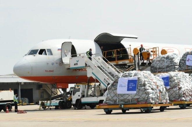 菜鸟开通全球首个电商专用航线 昨日首航
