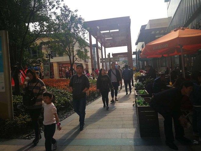 品牌业态悄然升级 我们亲自去了上海七宝宝龙城