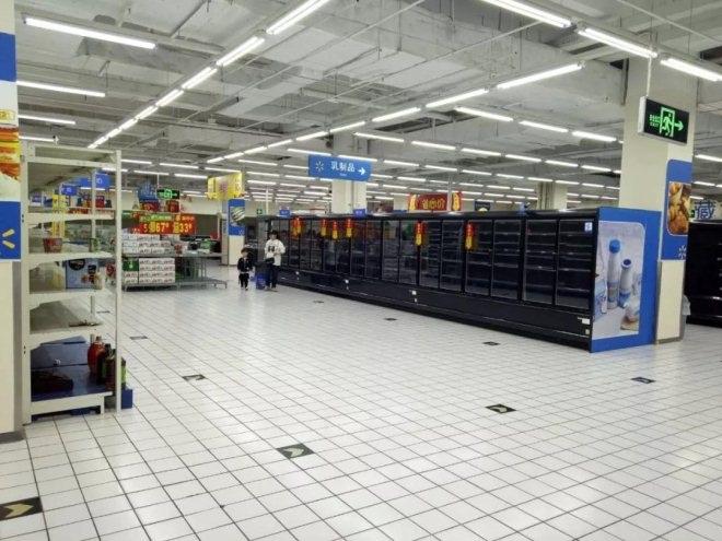 沃尔玛再关一店 通辽首店4月2日起停止营业